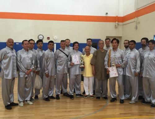 Shaolin Temple Tiger Team